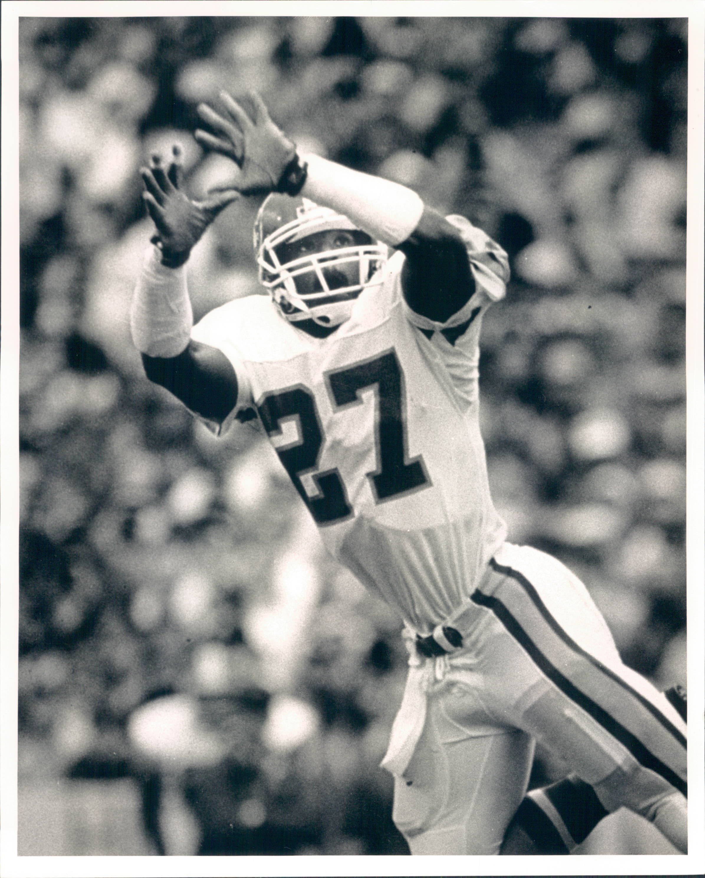 """1989-94 Steve """"The Smiling Assassin"""" Atwater"""
