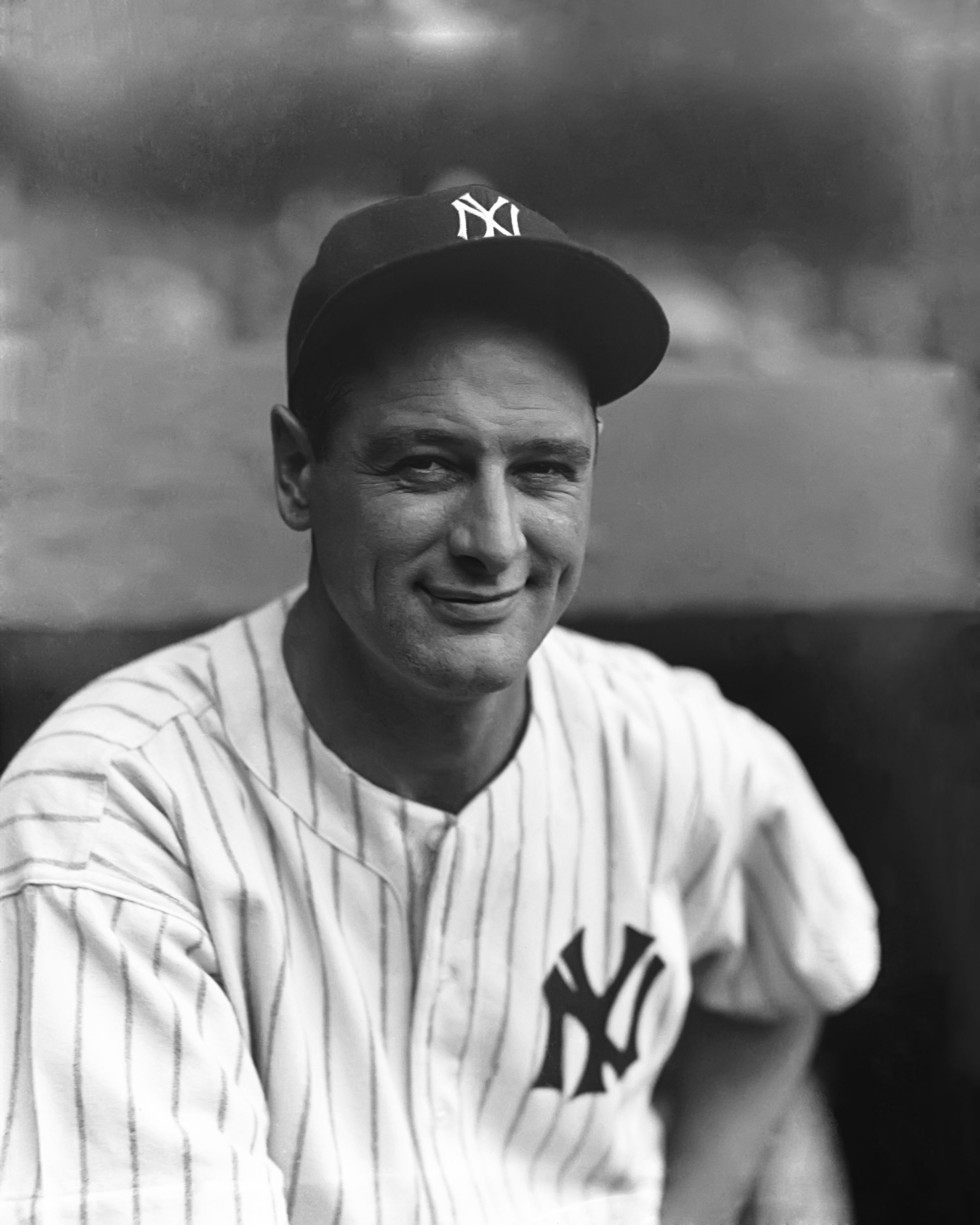 lou gehrig Lou gehrig: the inspirational story of baseball legend lou gehrig (lou gehrig unauthorized biography, new york yankees, mlb books) may 31, 2014.