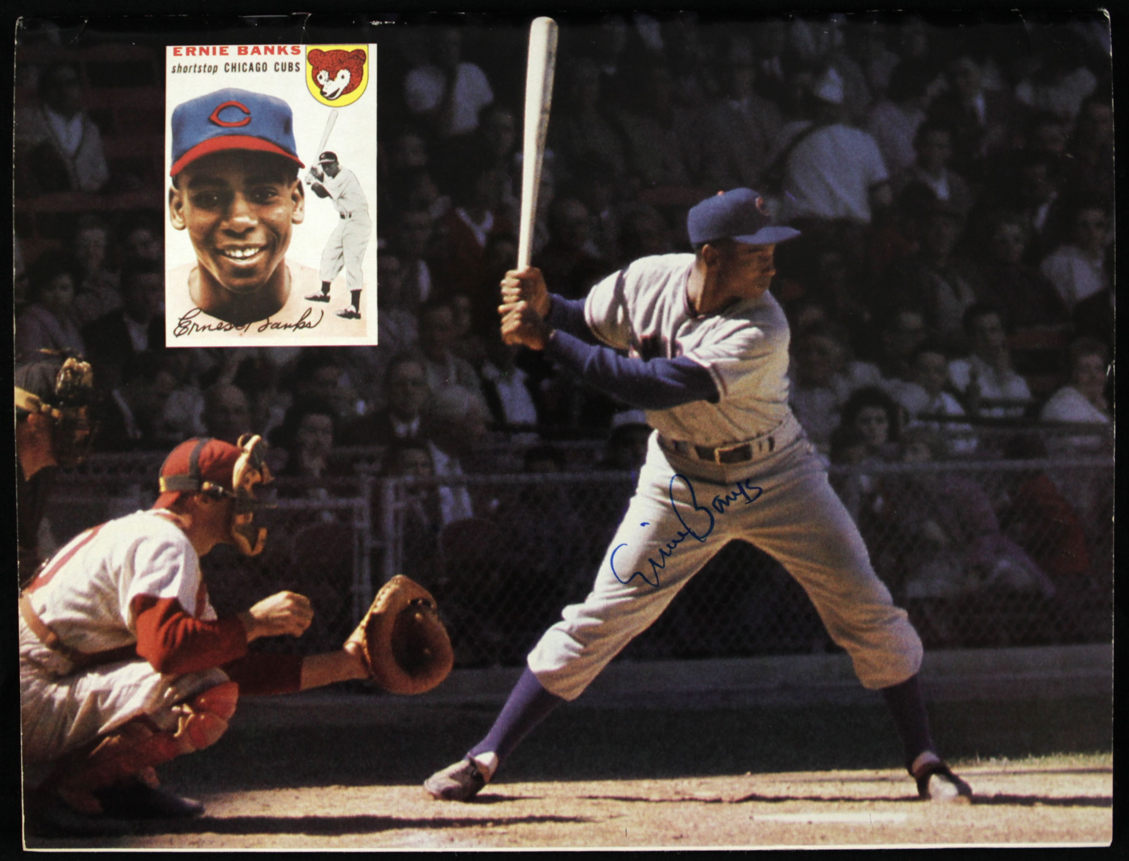 the interesting signing of ernie banks with the chicago cubs The chicago cubs were originally called the chicago white stockings ernie banks ernie banks hit more homeruns than anyone in the majors during 1955 to 1960 chicago cubs: interesting questions, facts.