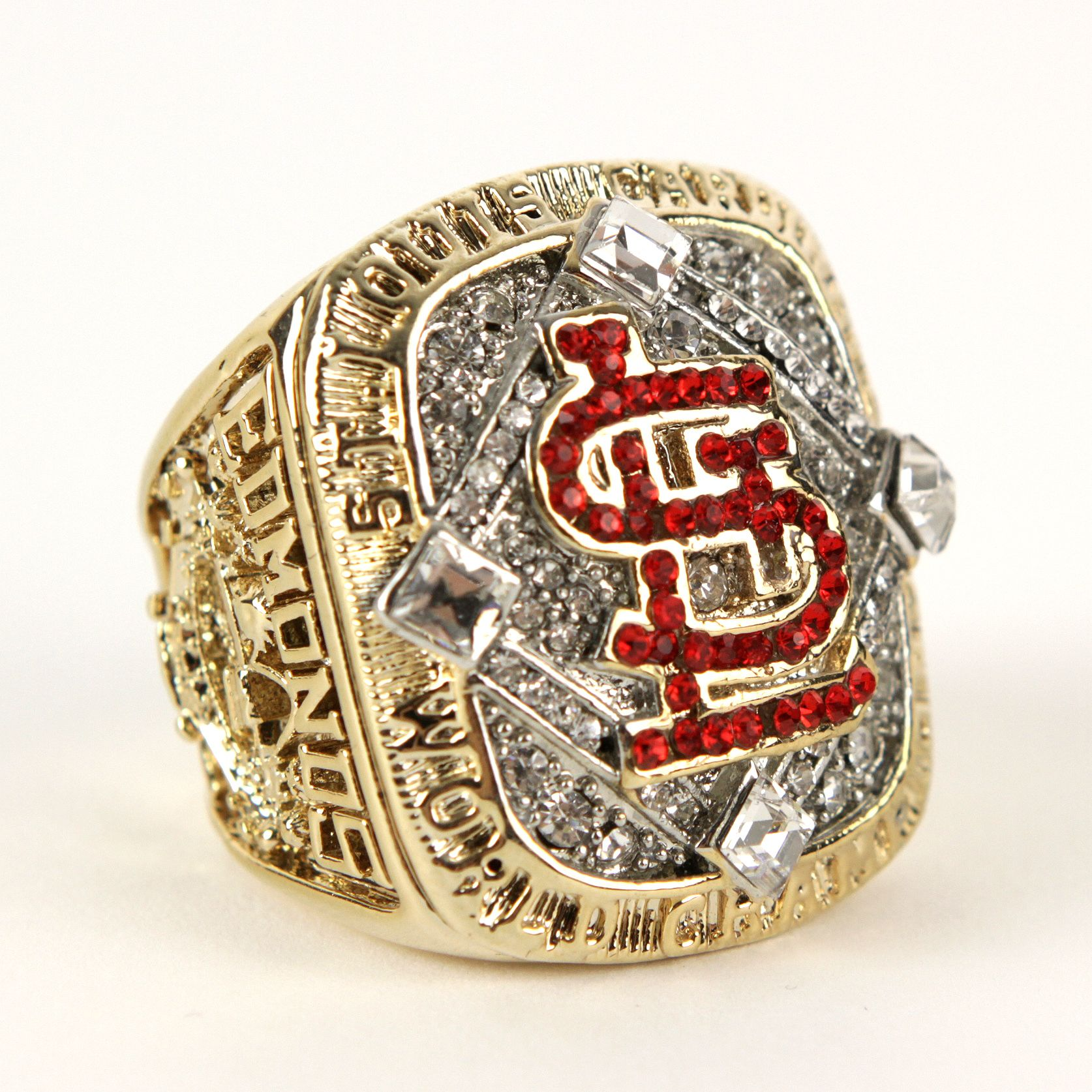 Stl Cardinals World Series Rings