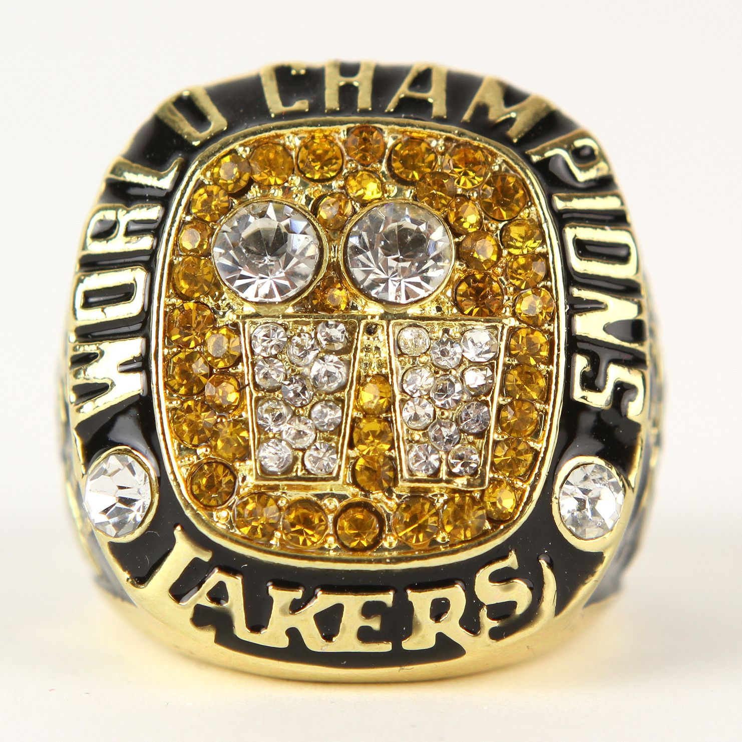 how to make a nba championship ring