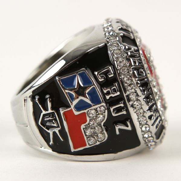 Texas Rangers American League Championship Ring