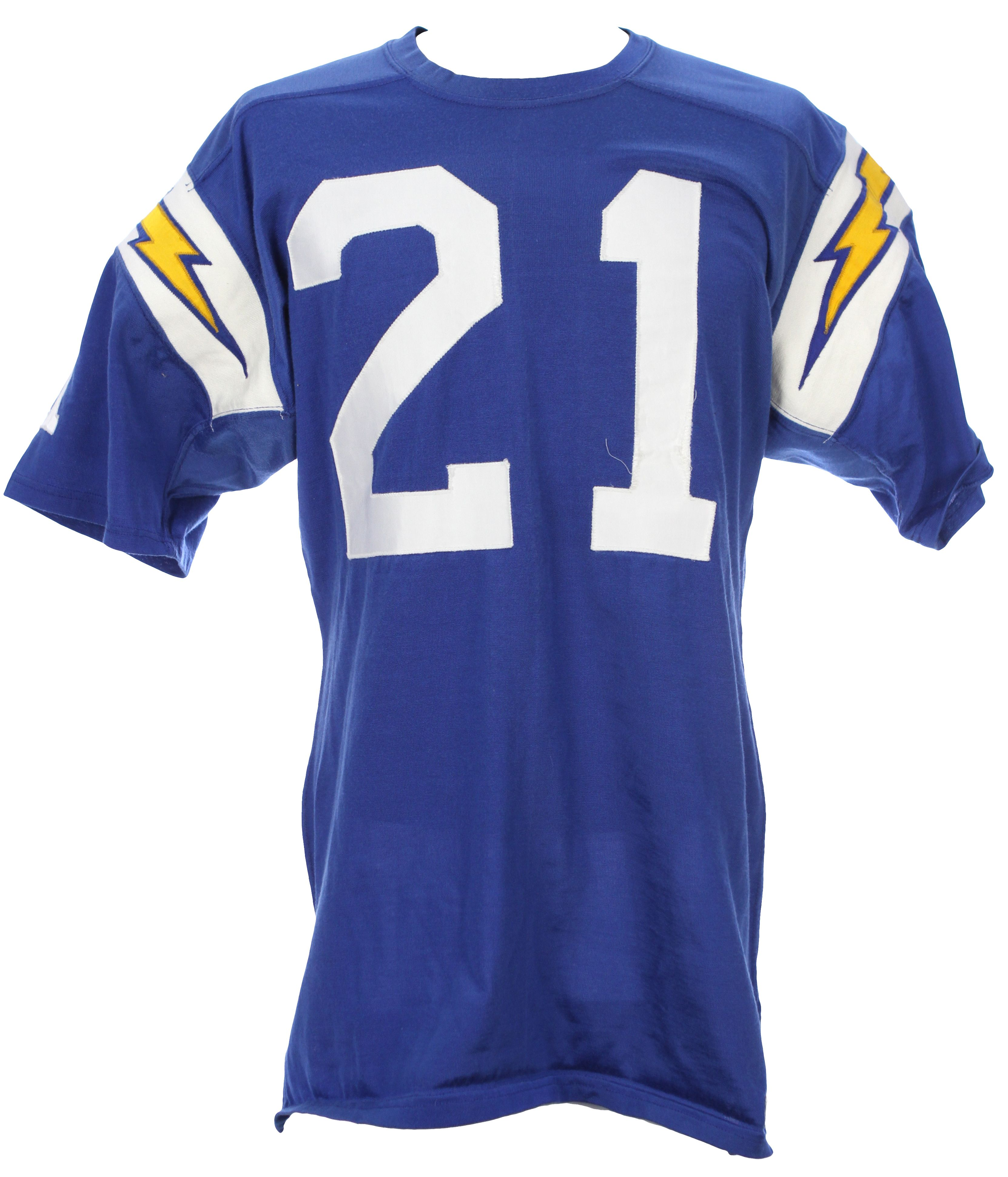 San Diego Chargers Game Online: 1970-72 Circa John Hadl San Diego Chargers