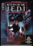 "1983 Return of the Jedi (24 1/2"" x 33"") Original Comic Promotional Poster"
