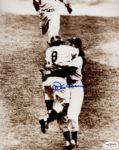 1955-59 New York Yankees Don Larsen No-Hitter (10-8-56) Autographed 8x10B/WPhoto
