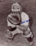 1944-53 St. Louis Browns / Boston Red Sox Babe Martin Autographed 8x10 B/W Photo