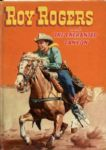 1954 Roy Rogers & The Enchanted Canyon HC Book by Jim Rivers -Whitman Publishing