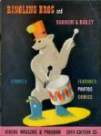 1949 Barnum & Bailey Circus Program