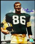 1959-69 Boyd Dowler Green Bay Packers Autographed 8 x 10 Photo JSA Hologram