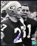 "1966 Bill ""Red"" Mack Green Bay Packers Signed Auto 8 x 10 Photo JSA Hologram"