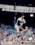 1970-72 Boston Red Sox Gary Peters Autographed 8x10 Color Photo JSA Hologram