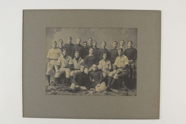 "1906 Baseball Club 16"" x 20"" Mounted Team Photo"