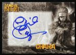 2013 Phil Paley Chaka Land of the Lost Signed Card
