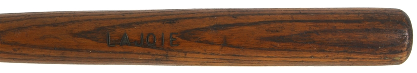 1896-1905 circa Napoleon Lajoie Philadelphia Phillies / Cleveland Naps Blank Barrel Professional Model Bat (MEARS Authentic)