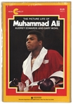 "1976 The Picture Life of Muhammad Ali 10.5"" x 16"" Promotional Poster"