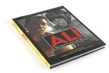 "2001 Muhammad Ali Will Smith Michael Mann Signed ""Ali: The Movie & The Man"" Hardcover Book w/ For Your Consideration Card & Mann Signed Letter (JSA)"