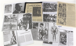 1930s-2000s Hollywood & Entertainment Memorabilia Collection - Lot of 700+ w/ Publications, Books, Records & More