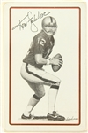 1970s Ken Stabler Oakland Raiders Sealed SportsDeck Playing Cards