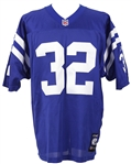1999-2005 Edgerrin James Indianapolis Colts Blue Jersey