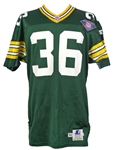 1994 LeRoy Butler Green Bay Packers Signed Home Jersey (MEARS LOA/JSA)