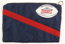 "1983 USFL Championship Game 11"" x 16"" Top Zip Padded Bag"