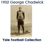 1902 George Chadwick Yale Football Collection: Walter Camp Signed Letter, 1902 Championship Medal, Game Used Footballs