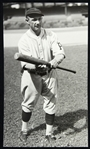 "1927 Heinie Groh Pittsburgh Pirates 5""x9"" Holding a Bottle Bat Photo"