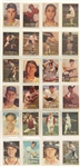 "1957 Topps Baseball Trading Cards (Lot of 199) ""Fresh To The Hobby"""