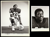 1979 Eddie Lee Ivery Steve Atkins Green Bay Packers Team Issued Photos - Lot of 2