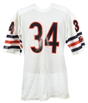 1984-87 Walter Payton Chicago Bears Road Jersey (MEARS LOA)