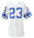 1977 Levi Johnson Detroit Tigers Game Worn Road Jersey (MEARS LOA)