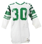 1978 Cleveland Franklin Philadelphia Eagles Game Worn Road Jersey (MEARS LOA)