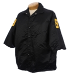 1970s-80s Willie Stargell Pittsburgh Pirates Signed Game Worn Warm Up Jacket (MEARS LOA/JSA)