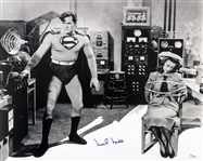 1948-1949, 1953-1957 Noel Neill Superman (tied to chair) Signed LE 16x20 B&W Photo (JSA)