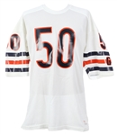 1984-87 Mike Singletary Chicago Bears Signed Road Jersey (MEARS LOA & PSA/DNA)