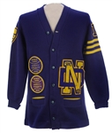 1962-63 Hacking Notre Dame Letter Sweater (MEARS LOA)