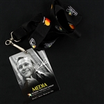 2017 (March 13-19) Arnold Palmer Invitational Media Pass Badge
