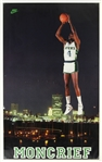 1980s-90s Milwaukee Bucks Poster Collection - Lot of 13 w/ Oscar Robertson Signed Lithograph, Old Style Team Sportraits & More (JSA)