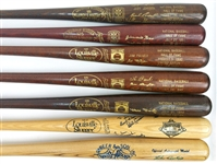 1980s to Present Collection of Baseball Memorabilia Including HOF Bats, Autographs, More
