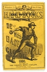 1880 DeWitts Baseball Guide No. 1