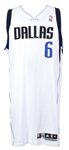 2012-13 Troy Murphy Dallas Mavericks Game Worn Home Jersey (MEARS LOA)