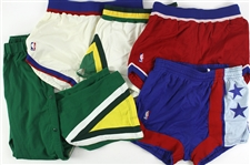 1980s Phoenix Suns, Houston Rockets Basketball Shorts, Warm-Up Shirts and Pants (Lot of 17) *