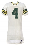 1992 Brett Favre Green Bay Packers Signed Road Jersey (MEARS LOA & PSA/DNA)