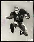 "1949-1957 Elroy Hirsch Los Angeles Rams 8"" x 10"" B&W Photo"
