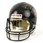 1994 NFL 75th Anniversary Multi Signed Full Size Helmet w/ 8 Signatures Including Mel Blount, Charles White & More (JSA)
