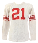 1946-1948 Dutch Elston San Francisco 49ers Game Worn Jersey (MEARS LOA)