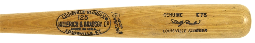1977-79 Bobby Bonds Angels/White Sox/Indians H&B Louisville Slugger Professional Model Game Used Bat (MEARS LOA)