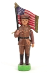 "1917-1918 WWI Plastic 6"" Toy Soldier"