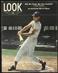 1946 Ted Williams Boston Red Sox Look Magazine