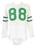 1952-53 John Zilly/Bob Hudson Philadelphia Eagles Game Worn Road Jersey (MEARS LOA)